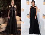 Olivia Culpo In Ester Abner - 'I Feel Pretty' LA Premiere