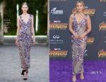 Olivia Holt In Galia Lahav - 'Avengers: Infinity War' LA Premiere