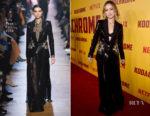 Olivia Wilde In Elie Saab - 'Kodachrome' LA Premiere