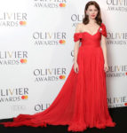 Ophelia Lovibond In Ong Oaj Pairam  - The Olivier Awards