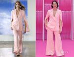 Phoebe Waller-Bridge In Hellessy - 'Killing Eve' Cannes International Series Festival Screening