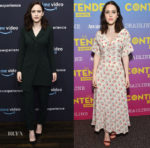 Rachel Brosnahan In Miu Miu - 'The Marvelous Mrs. Maisel' & Deadline's The Contenders Emmys