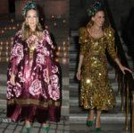 Sarah Jessica Parker In Dolce & Gabbana - Dolce & Gabbana Alta Gioielleria