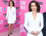 Tina Fey In Gabriela Hearst - 'Mean Girls' Broadway Opening Night