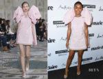 Yara Shahidi In Giambattista Valli Couture - Marie Claire's 5th Annual 'Fresh Faces'