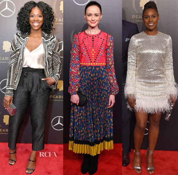 77th Annual Peabody Awards Red Carpet Roundup