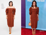 Abigail Spencer In SEA New York - NBCUniversal's Summer Press Day: 'Timeless'