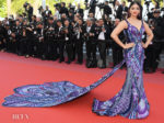 Aishwarya Rai Bachchan In Michael Cinco Couture - 'Girls Of The Sun (Les Filles Du Soleil)' Cannes Film Festival Premiere