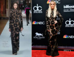 Ashlee Simpson-Ross In Yanina Couture - 2018 Billboard Music Awards