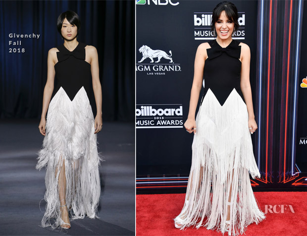 Camila Cabello In Givenchy - 2018 Billboard Music Awards