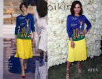 Camilla Belle In Ralph Lauren Collection - Gigi C Bikinis Pop-Up Launch Event