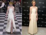 Carey Mulligan In Christian Dior Couture - 'Wildlife' Cannes Film Festival Screening