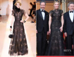 Cate Blanchett In Armani Prive - 'Everybody Knows' Cannes Film Festival Screening