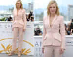 Cate Blanchett In Stella McCartney - 2018 Cannes Film Festival Jury Photocall