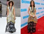 Cecilia Suarez In Louis Vuitton - 'Overboard' LA Premiere