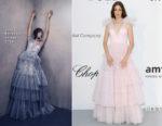 Coco Konig In Jenny Packham - amfAR Gala Cannes 2018