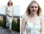 Dakota Fanning In Cinq à Sept -  DuJour's Annual Memorial Day Party