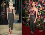 Denise Gough In Erdem - 63rd Annual Obie Awards