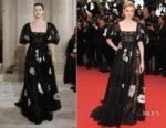 Elizabeth Debicki In Valentino Haute Couture - 'Solo: A Star Wars Story' Cannes Film Festival Premiere