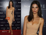 Emily Ratajkowski In Nookie - APEX Social Grand Opening