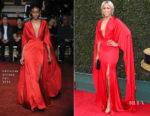 Eve In Christian Siriano - 2018 Daytime Emmy Awards