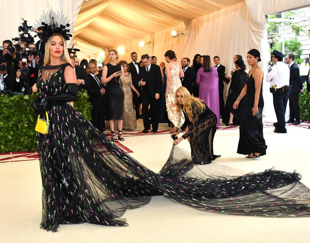Rita Ora In Prada - 2018 Met Gala - Red Carpet Fashion Awards