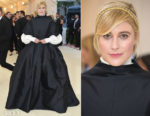 Greta Gerwig In The Row - 2018 Met Gala