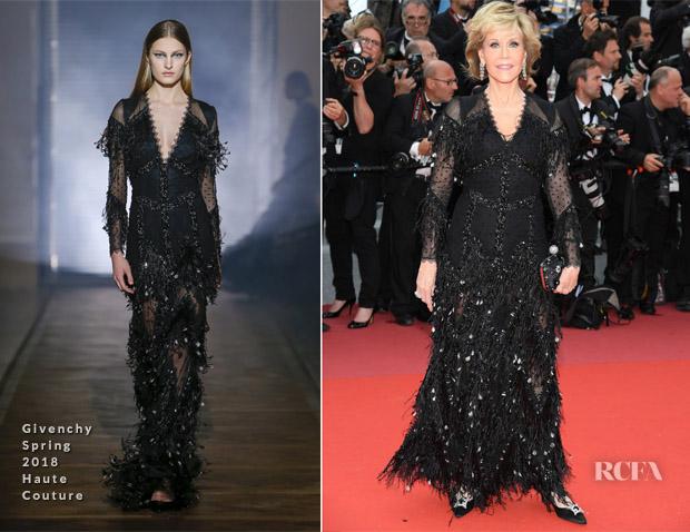 Wonderbaarlijk Jane Fonda In Givenchy Haute Couture - 'Sink Or Swim (Le Grand GC-21
