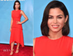 Jenna Dewan In Reem Acra - NBCUniversal Summer Press Day: 'World of Dance'