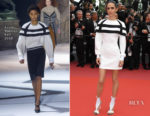 Jennifer Connelly In Louis Vuitton - 'Solo: A Star Wars Story' Cannes Film Festival Premiere