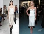 Jennifer Lawrence In Olivier Theyskens - BAM Gala 2018
