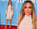 Jennifer Lopez In August Getty Atelier - NBCUniversal Summer Press Day: 'World of Dance'
