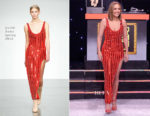 Jennifer Lopez In David Koma & Valentino - The Tonight Show Starring Jimmy Fallon & The Today Show