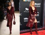 Jennifer Lopez In Roberto Cavalli - 2018 Billboard Music Awards