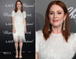 Julianne Moore In Givenchy - Chopard Gentlemen's Evening