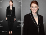 Julianne Moore In Sonia Rykiel - Chopard Secret Night