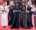 Jurors Protest At The 'Girls Of The Sun (Les Filles Du Soleil)' Cannes Film Festival Premiere
