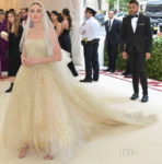 Kate Bosworth In Oscar de la Renta - 2018 Met Gala