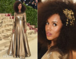Kerry Washington In Ralph Lauren Collection - 2018 Met Gala