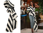 Kerry Washington's Johanna Ortiz Sur Del Lago One-Shoulder Top