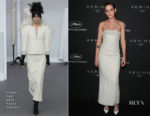 Kristen Stewart In Chanel Haute Couture – Kering x Cannes Dinner