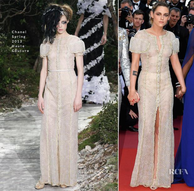 Kristen Stewart Red Carpet Fashion Awards