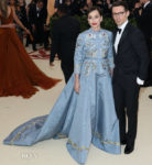 Kristin Scott Thomas In Erdem - 2018 Met Gala