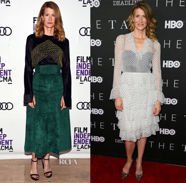 Laura Dern In Derek Lam & Rodarte - 'The Tale' LA Screenings