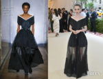Lily Collins In Givenchy Couture - 2018 Met Gala