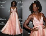 Lupita Nyong'o In Prada - Chopard Secret Night