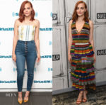 Madeline Brewer In Brock Collection & Missoni - SiriusXM & Build