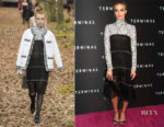 Margot Robbie In Chanel - 'Terminal' LA Premiere