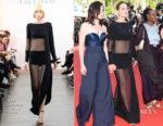 Marion Cotillard In Guy Laroche - 'Girls Of The Sun (Les Filles Du Soleil)' Cannes Film Festival Premiere