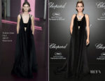 Marion Cotillard In Valentino Haute Couture - Chopard Secret Night